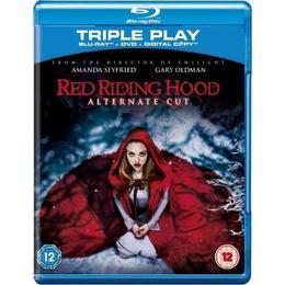 Red Riding Hood - Triple Play (Blu-ray + DVD + Digital Copy) [2011][Region Free]